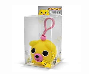 小黄狗挂件