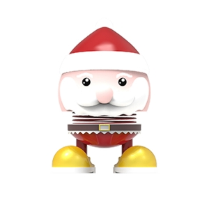 萌宠款 圣诞老人