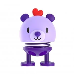 萌宠款 紫色小熊