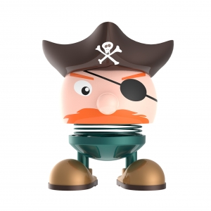 形象款 海盗头头