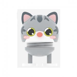 甜甜猫小灰