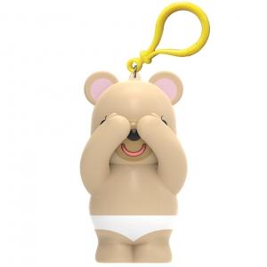 内裤熊(浅咖+白)
