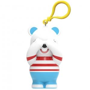 条纹熊(红)