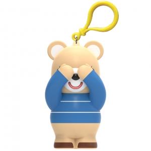 条纹熊(深蓝)