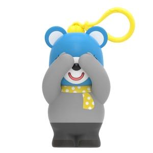 小灰熊挂饰