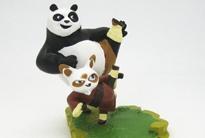 《功夫熊猫3》正版周边产品首次揭秘