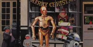海报 玩具等星球大战周边商品上拍苏富比