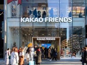 表情包Kakao Friends一年卖出8.41亿元是怎么做到的?