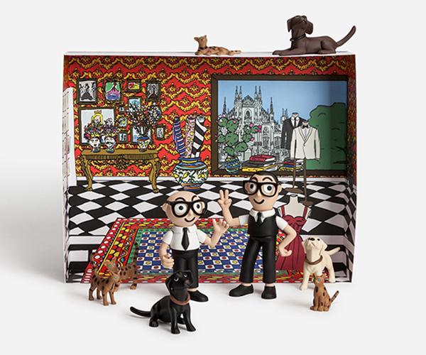 D&G Family玩偶