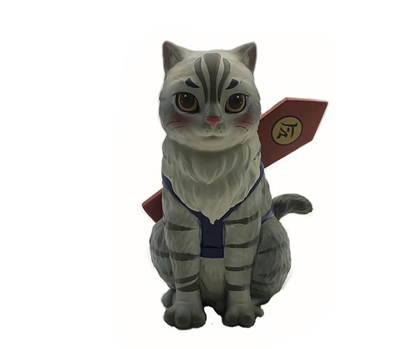 《御猫说》系列手办之鲁达