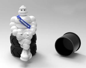 米其林轮胎吉祥物