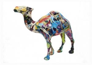 骆驼 吉祥物