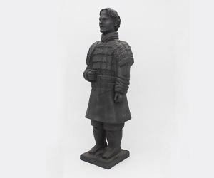 费德勒雕像