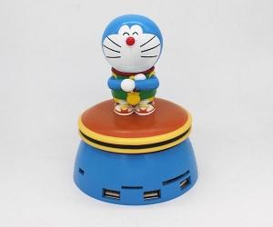 小叮当音乐盒兼USB连接器